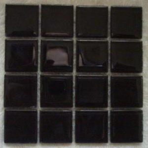 BLACK - 23 x 23 x 4 mm