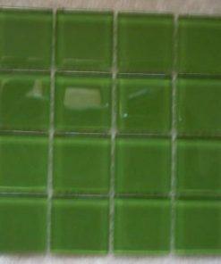 LIME GREEN - 23 x 23 x 4 mm