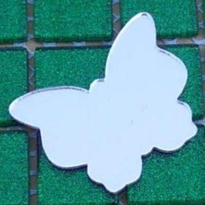 Mirror Butterfly  50 x 40 mm (MF03)