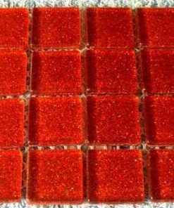 FIRE CRACKER (GLITTER) - 23 x 23 x 4 mm