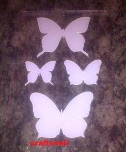 Butterflies - 4  ( Sani 02 )  Size:- 210 x 290 mm