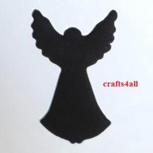 Angel  ( Sch 09 )  Size:- 80 x 70 mm