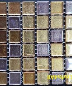 Foil Tile Size:- 15 x 15 x 4 mm - Sheet Size:- 100 x 100 mm
