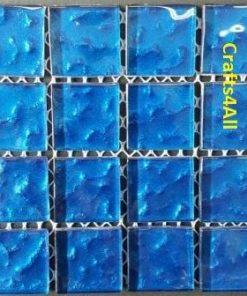 Metallic Texture - Tile Size:- 23 x 23 x 4 mm - Sheet Size 100 x 100 mm