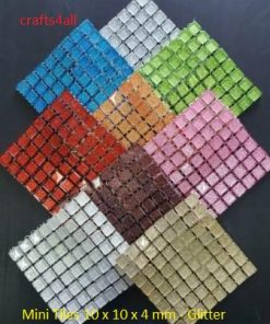 Assorted Mosaic Tiles & Products