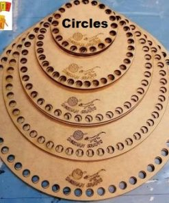 Crochet Base Circles