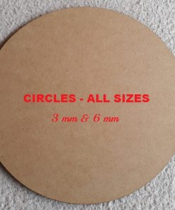 Circles All Sizes